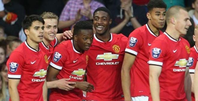 6 cầu thủ trẻ M.U chờ cơ hội ghi điểm với HLV Van Gaal
