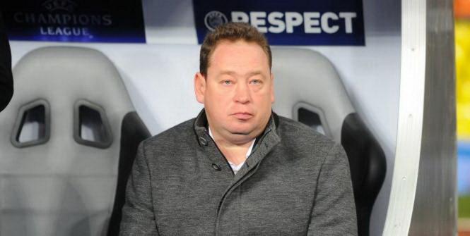 Ông Leonid Slutsky được bổ nhiệm làm HLV tuyển Nga