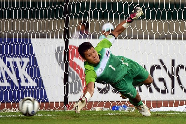 Thái Lan áp đảo đội hình cầu thủ tiêu biểu Đông Nam Á