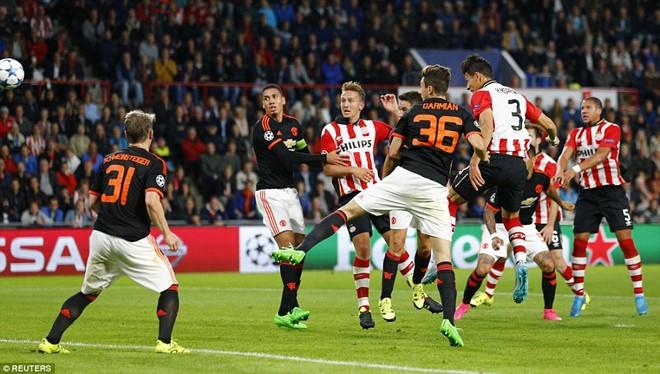 5 cầu thủ MU thi đấu thiếu thuyết phục ở trận thua PSV