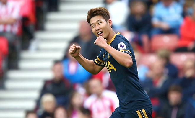 Son Heung-Min được kỳ vọng trở thành người hùng tại Tottenham