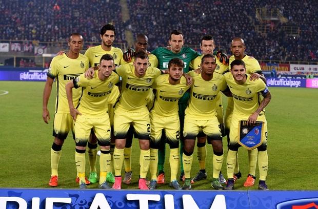 Inter Milan vừa có chiến thắng đầy khó khăn trước chủ nhà Bologna ở vòng 10 Serie A.