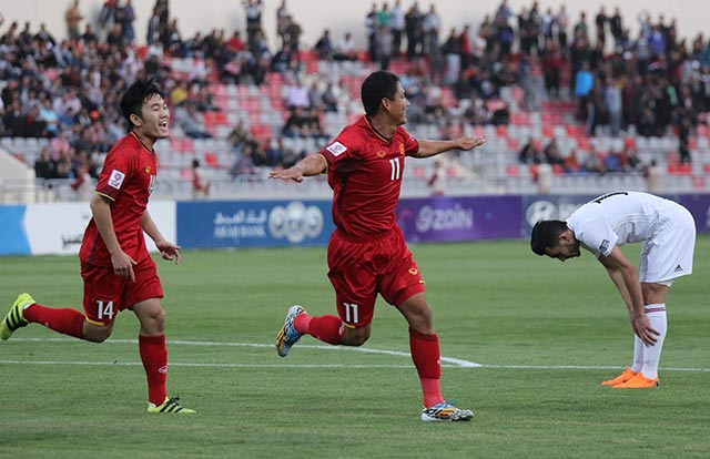 5 điểm nhấn Việt Nam 1-1 Jordan