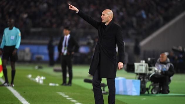 5 yếu tố giúp Real Madrid thăng hoa: Tổng tư lệnh Zidane!