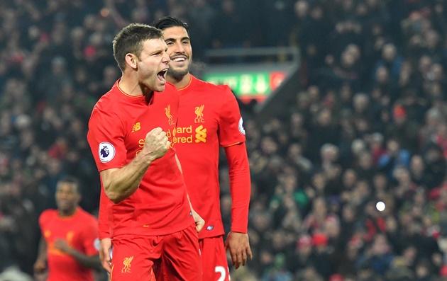 ĐH kết hợp Man Utd - Liverpool: Hàng công siêu khủng - Bóng Đá
