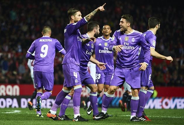 Thống kê: Real Madrid - kỷ lục 40 trận và những con số - Bóng Đá
