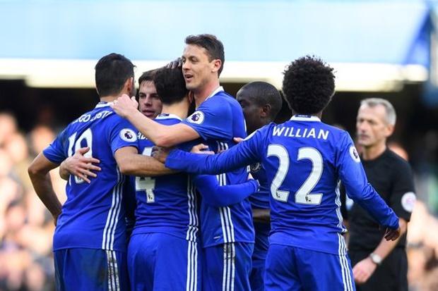 Vòng 25 Ngoại hạng Anh: Chelsea độc bước; Top 6 căng như dây đàn - Bóng Đá