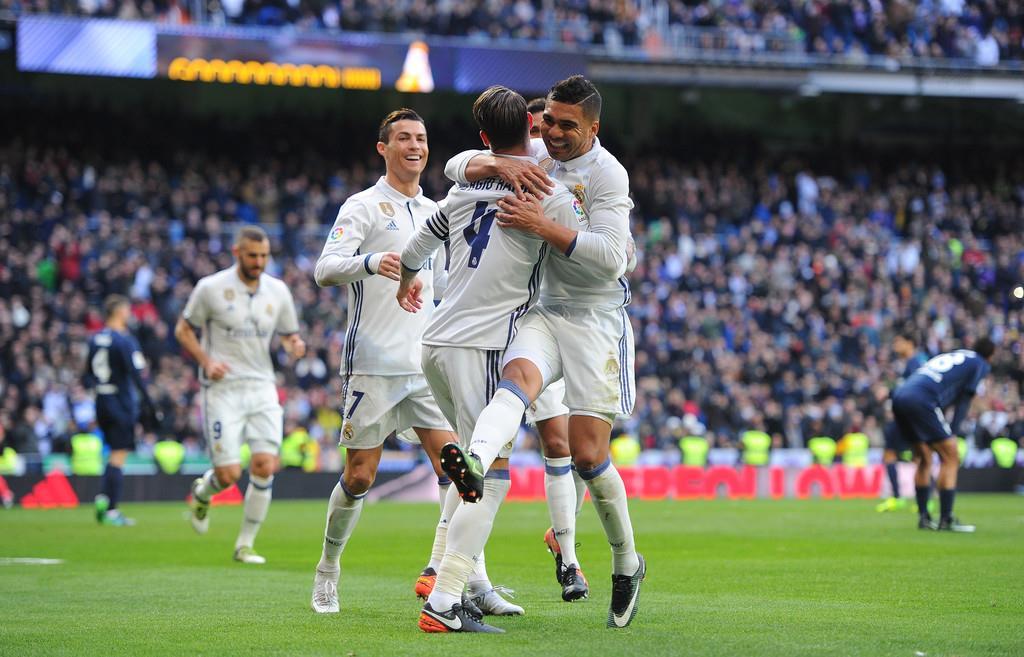 Real Madrid sắp phá thêm kỷ lục của Barcelona