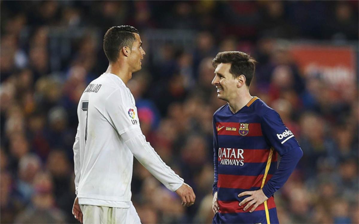 Messi, Ronaldo hướng tới cột mốc 100 tại Champions League - Bóng Đá