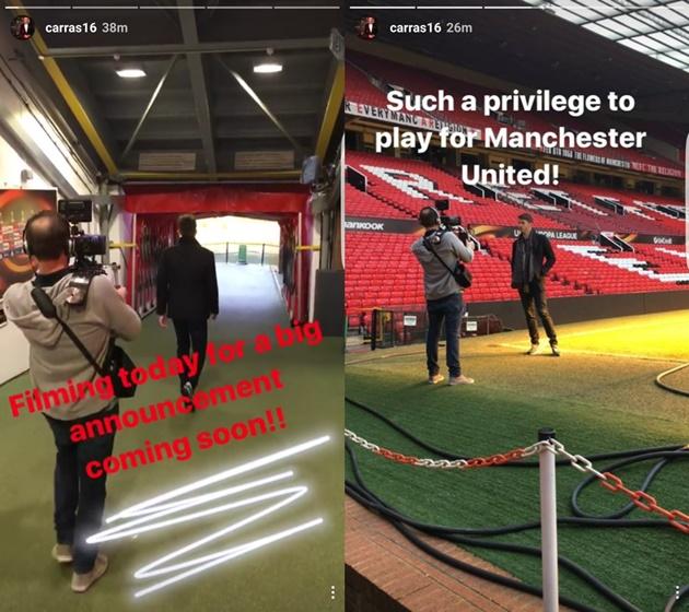 Dấu hiệu Carrick sắp chia tay Man Utd? - Bóng Đá