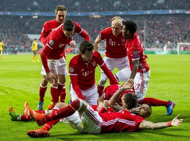 Bayern Munich hủy diệt Arsenal, 9 sự thật điên rồ nhất - Bóng Đá