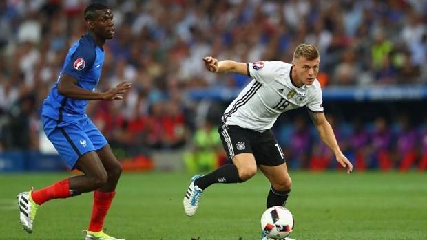 Chuyển động Man Utd: Cần Kroos để nâng cấp Pogba - Bóng Đá