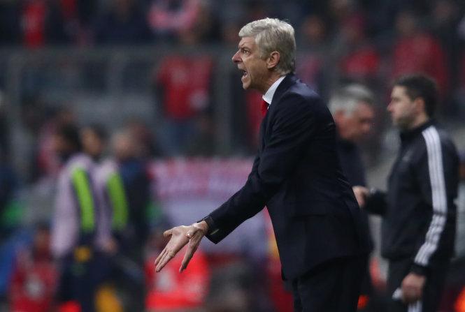 NÓNG: HLV Wenger làm rõ tương lai - Bóng Đá