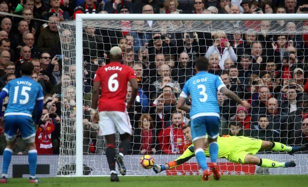 5 điểm nhấn Man Utd 1-1 Bournemouth: Pogba - Nỗi thất vọng cùng cực - Bóng Đá