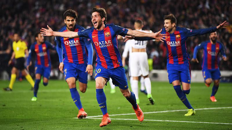Đây, lý do chính PSG thua Barca sấp mặt - Bóng Đá