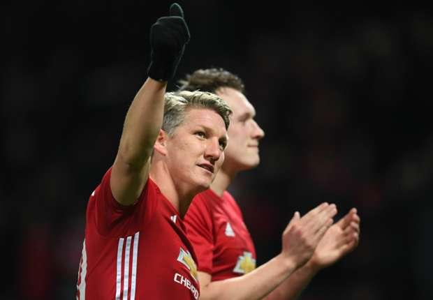 Schweinsteiger gửi tâm thư nhói lòng chia tay Man Utd - Bóng Đá