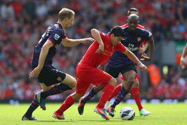 TIẾT LỘ: Suarez đã đồng ý gia nhập Arsenal - Bóng Đá