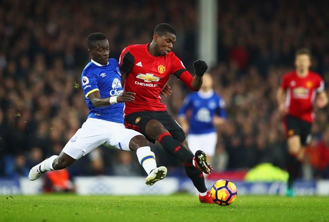 Dư âm Man Utd 1-1 Everton: Khi tất cả chống lại Mourinho - Bóng Đá