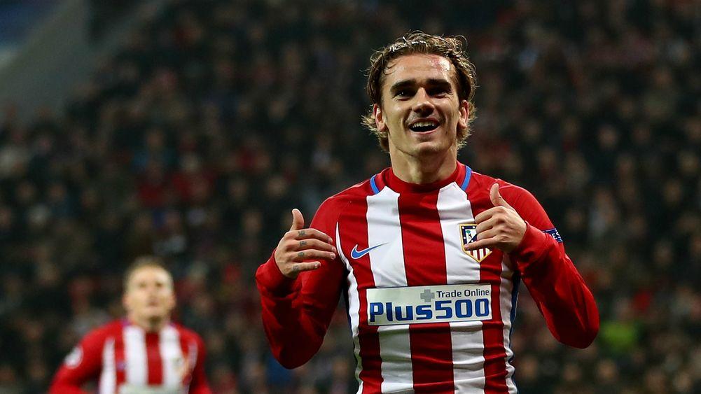 Xác nhận: M.U, Barca và Real đều 'thăm hỏi' Griezmann - Bóng Đá