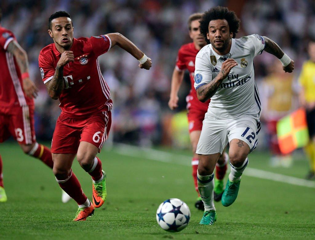Dư âm Real 4-2 Bayern: Sướng Ronaldo, đừng quên Marcelo! - Bóng Đá