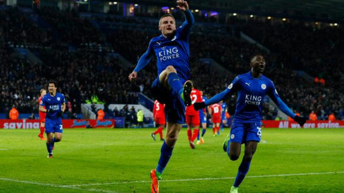 Leicester bị loại, Liverpool & Man City 'mừng húm' - Bóng Đá