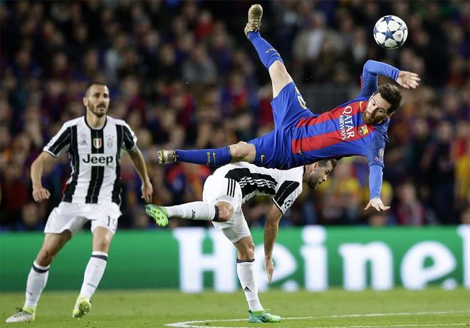 Barca bị loại, Messi 'điểm mặt' 3 tội đồ - Bóng Đá