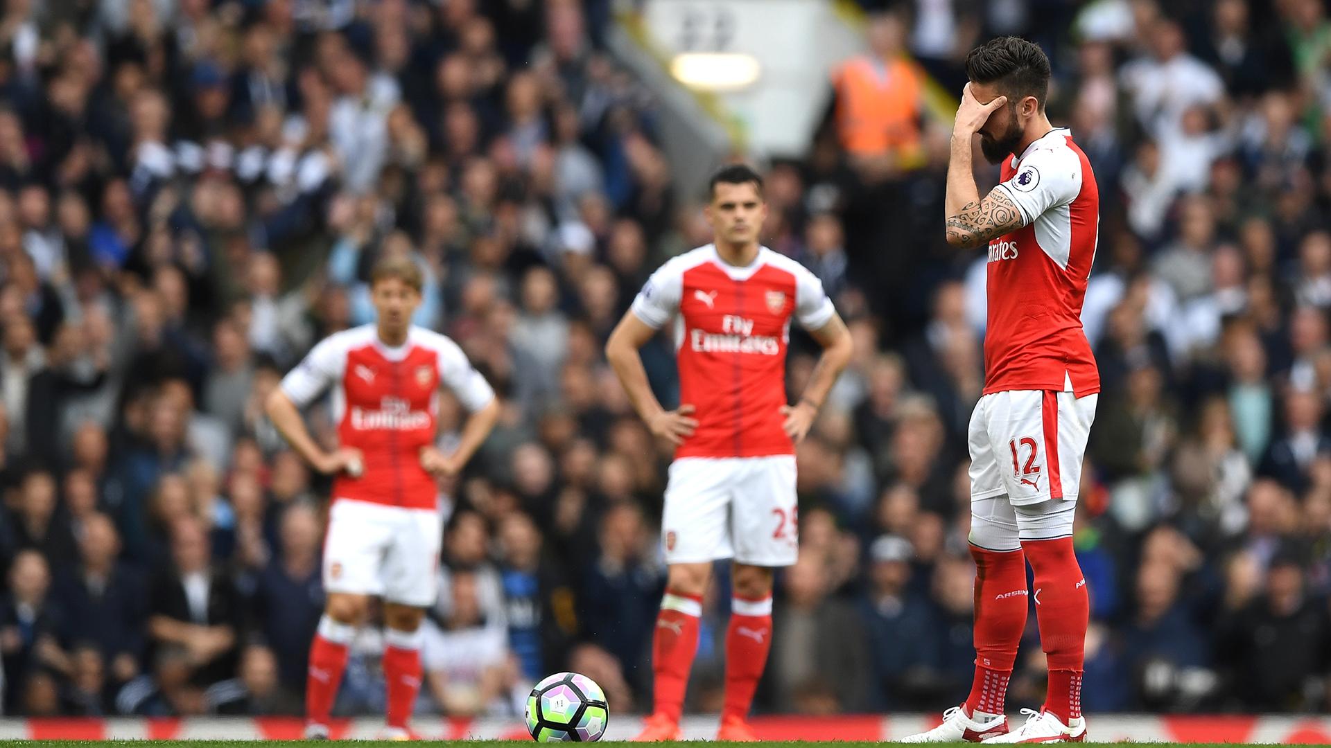 Đối đầu Top 6 NHA: Arsenal quá 'yếu đuối' - Bóng Đá