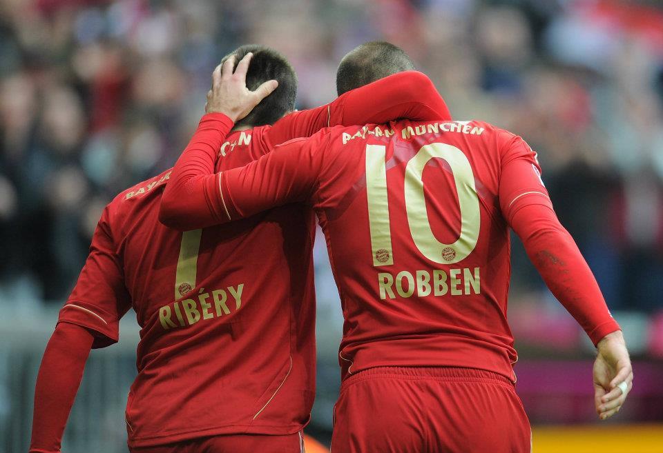 Robbery đã hết thời, Bayern Munich cần đôi cánh mới - Bóng Đá