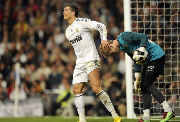 Ronaldo ngăn Real nổ 'bom tấn' De Gea? - Bóng Đá