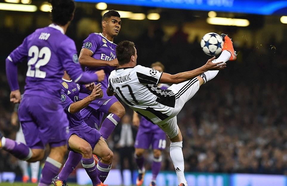 CHÍNH THỨC: Real Madrid phá vỡ lời nguyền Champions League - Bóng Đá