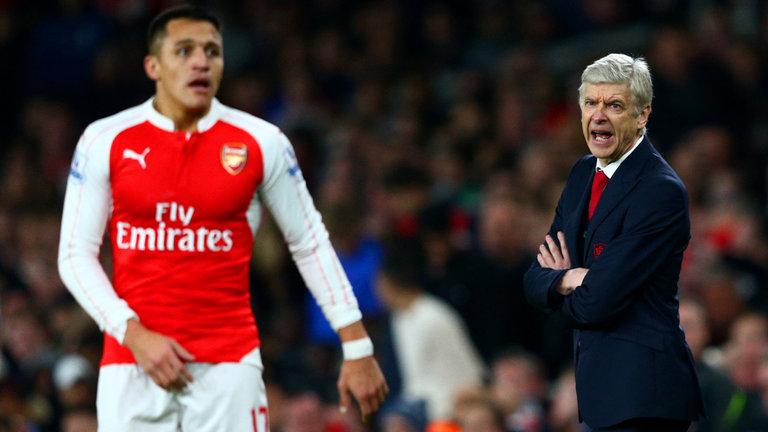 Bài học Man Utd, Liverpool còn đó, Arsenal chớ dại bán Alexis Sanchez - Bóng Đá
