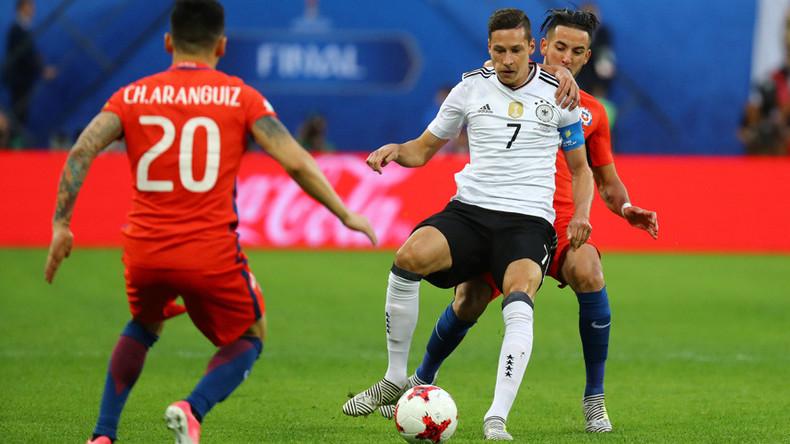 Vô địch Confeds Cup, vận rủi cho tuyển Đức? - Bóng Đá