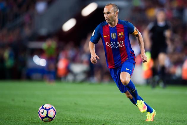 Căng thẳng với BLĐ Barca, Iniesta sắp rời Camp Nou? - Bóng Đá