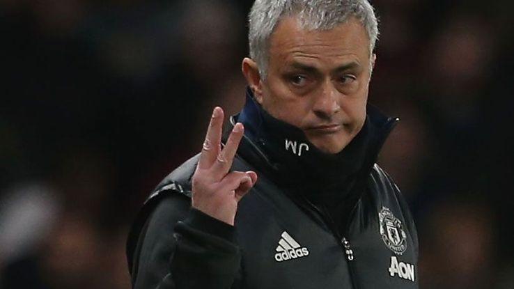 Mourinho đã bắt đầu nghĩ cách đánh bại Real Madrid - Bóng Đá
