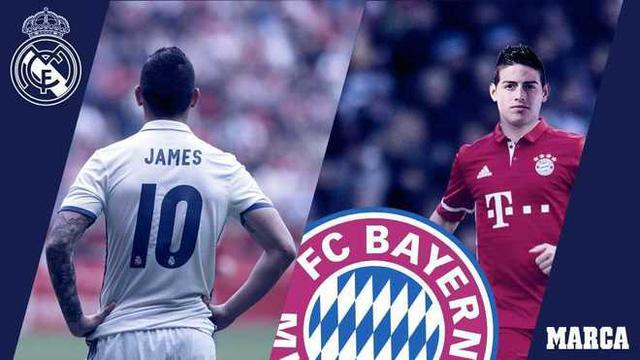 James Rodriguez có thể quay sang 'đâm' Real Madrid