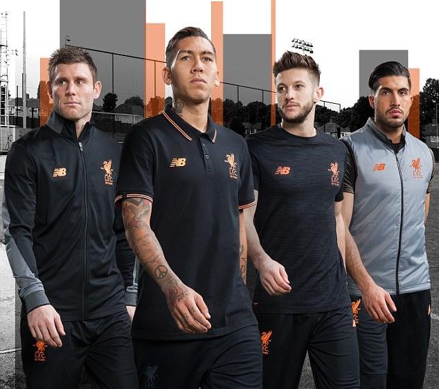 Liverpool ra mắt áo đấu màu cam lạ lẫm - Bóng Đá