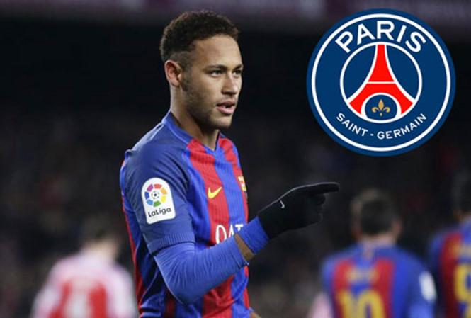 Có Neymar, PSG ấp ủ xây MSN mới 400 triệu bảng - Bóng Đá