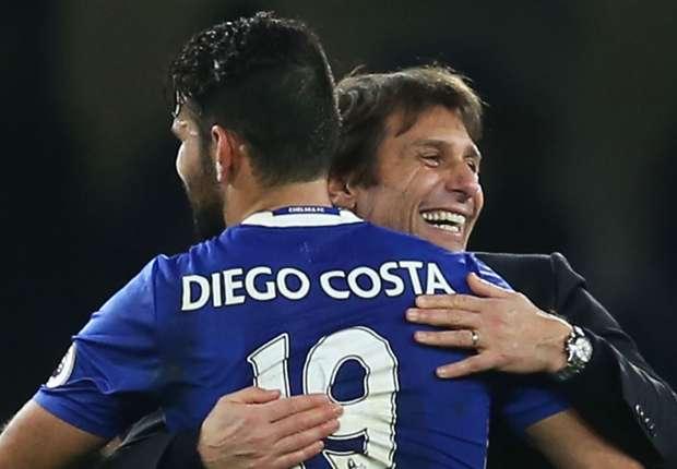 TIẾT LỘ: Conte tính thanh lý Costa hồi tháng Một - Bóng Đá