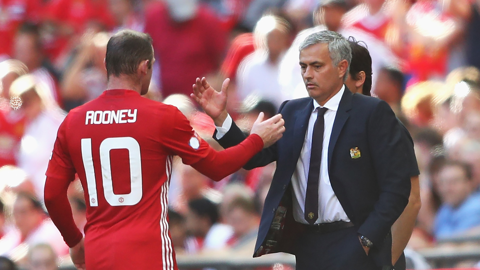 Mourinho khắc khoải nỗi nhớ Rooney - Bóng Đá