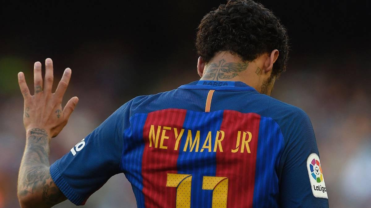 Neymar và 'chuyện tình' Camp Nou: 'Barca luôn ngự trị trong tim...' - Bóng Đá