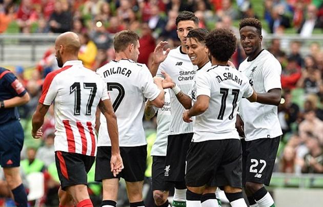 Không Coutinho, Liverpool vẫn hủy diệt Athletic Bilbao - Bóng Đá