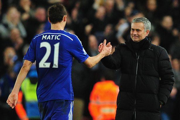 M.U có được Matic, chính Mourinho còn không dám tin - Bóng Đá