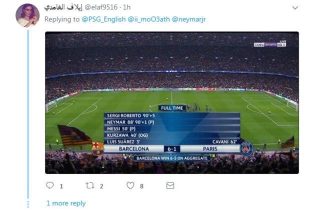 PSG đăng ảnh Neymar, giễu cợt Barca - Bóng Đá