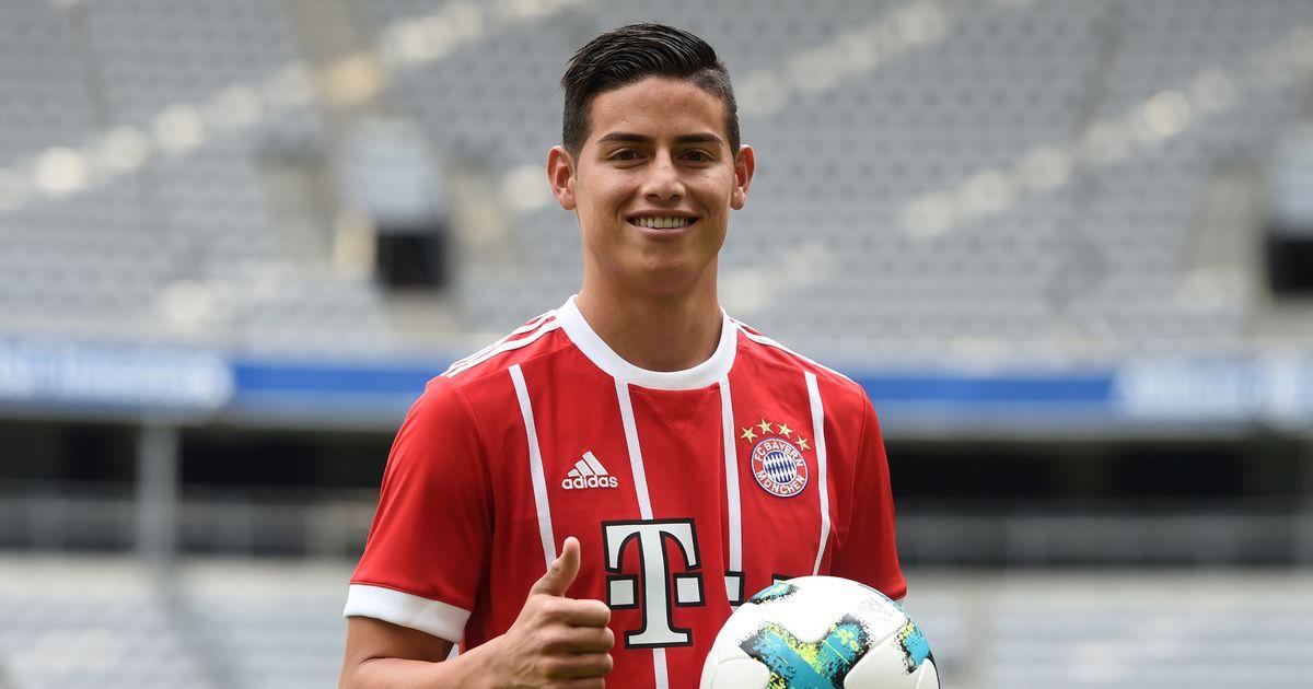 HÉ LỘ hợp đồng chi tiết 'khủng' của James Rodriguez ở Bayern Munich - Bóng Đá