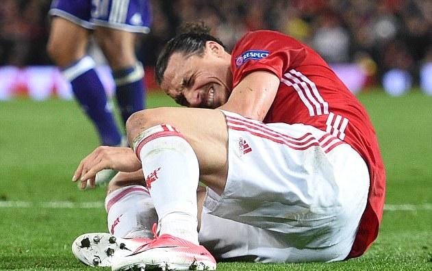 Ra mắt M.U, Ibrahimovic bắt tay với Quỷ dữ - Bóng Đá