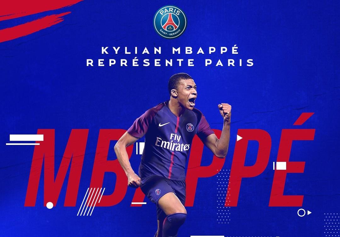 CHÍNH THỨC: PSG nổ 'bom tấn' Kylian Mbappe, chưa tốn 1 xu!