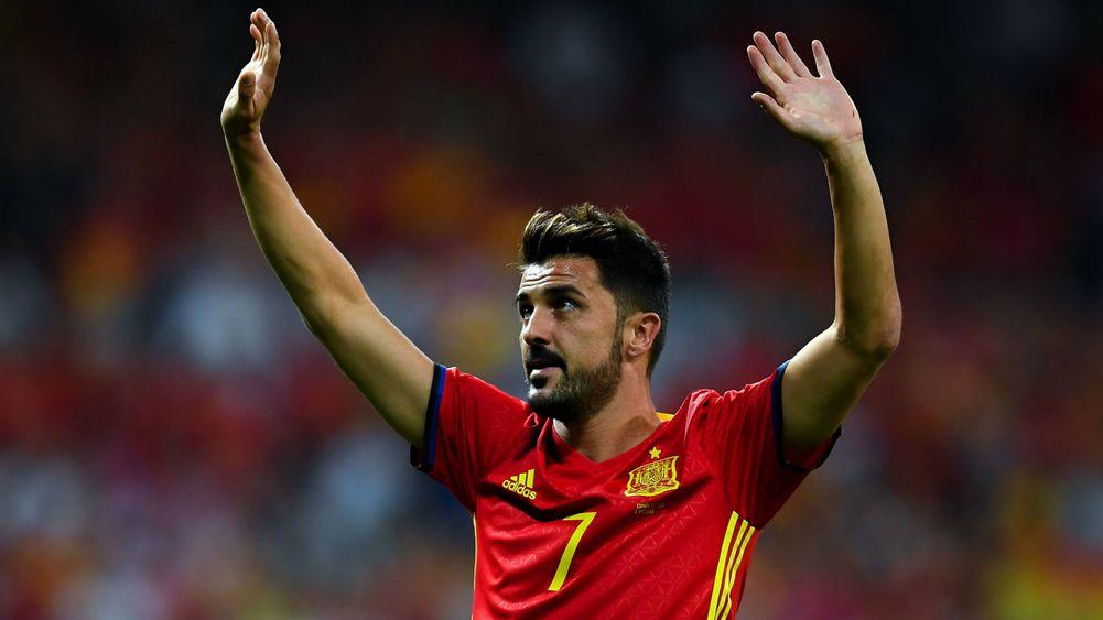 SỐC: Vừa trở lại, David Villa đã phải 'khăn gói' rời ĐT Tây Ban Nha - Bóng Đá