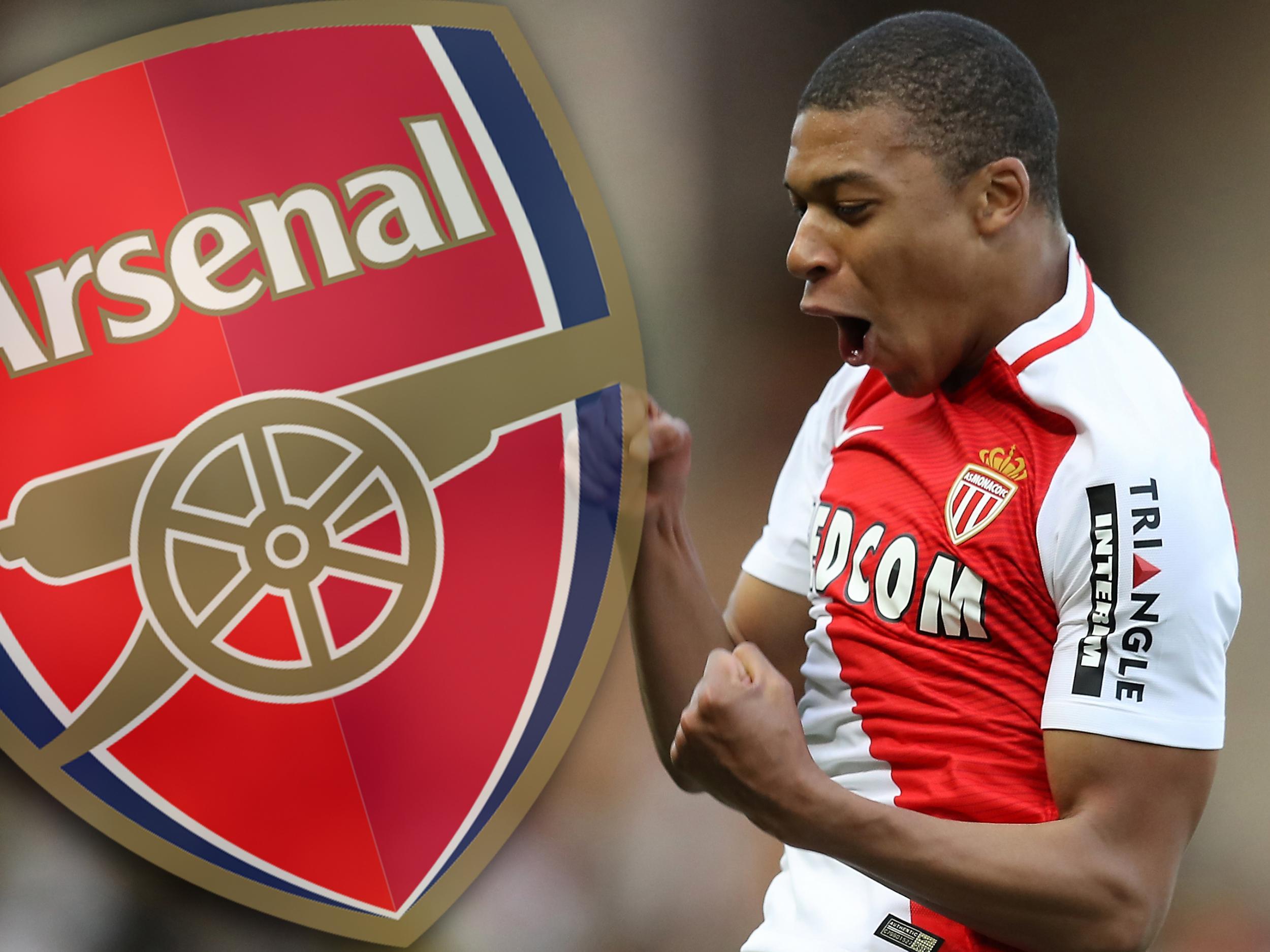 TIẾT LỘ: Mbappe đã muốn gia nhập Arsenal