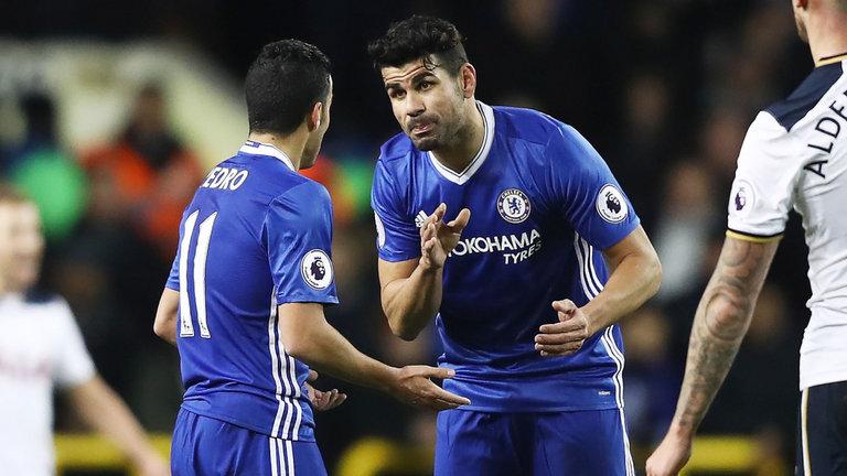 Ly kỳ vụ Diego Costa: Hết tình, Chelsea dứt nghĩa - Bóng Đá
