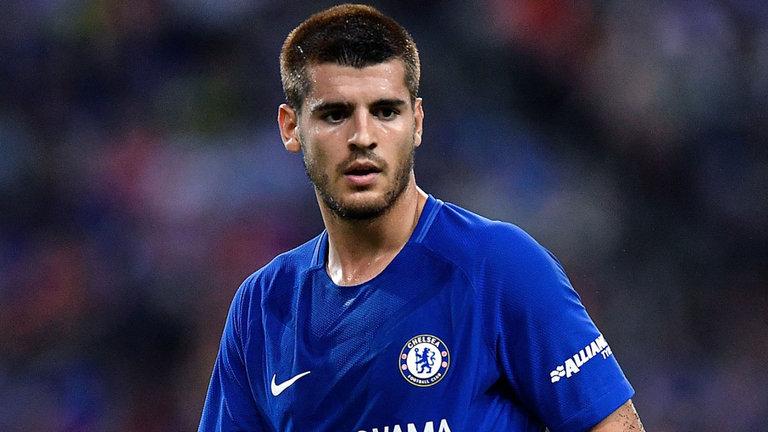 KINH NGẠC: Khả năng chơi đầu đáng sợ của Morata - Bóng Đá